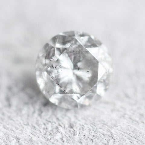1.03ct bright white gray celestial diamond - inventory code WC103B