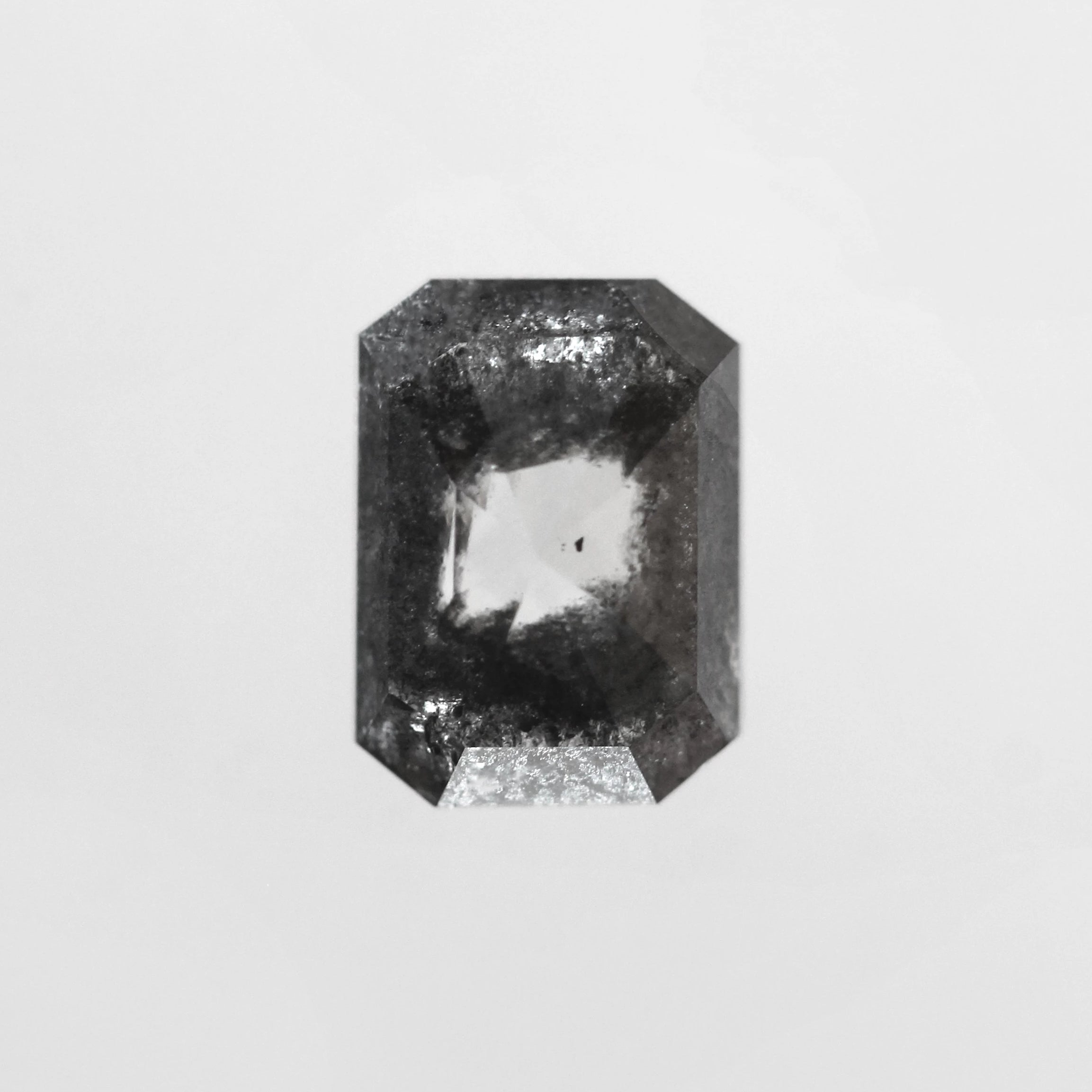 1.33ct Emerald Cut Celestial Diamond® for Custom Work - Inventory Code EB133 - Celestial Diamonds ® by Midwinter Co.