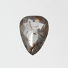 1.12 carat Gray Celestial Pear Diamond - Inventory Code GRP112
