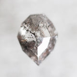 1.28 carat 7.9x6.3mm geometric pear celestial diamond - Inventory code GEP128