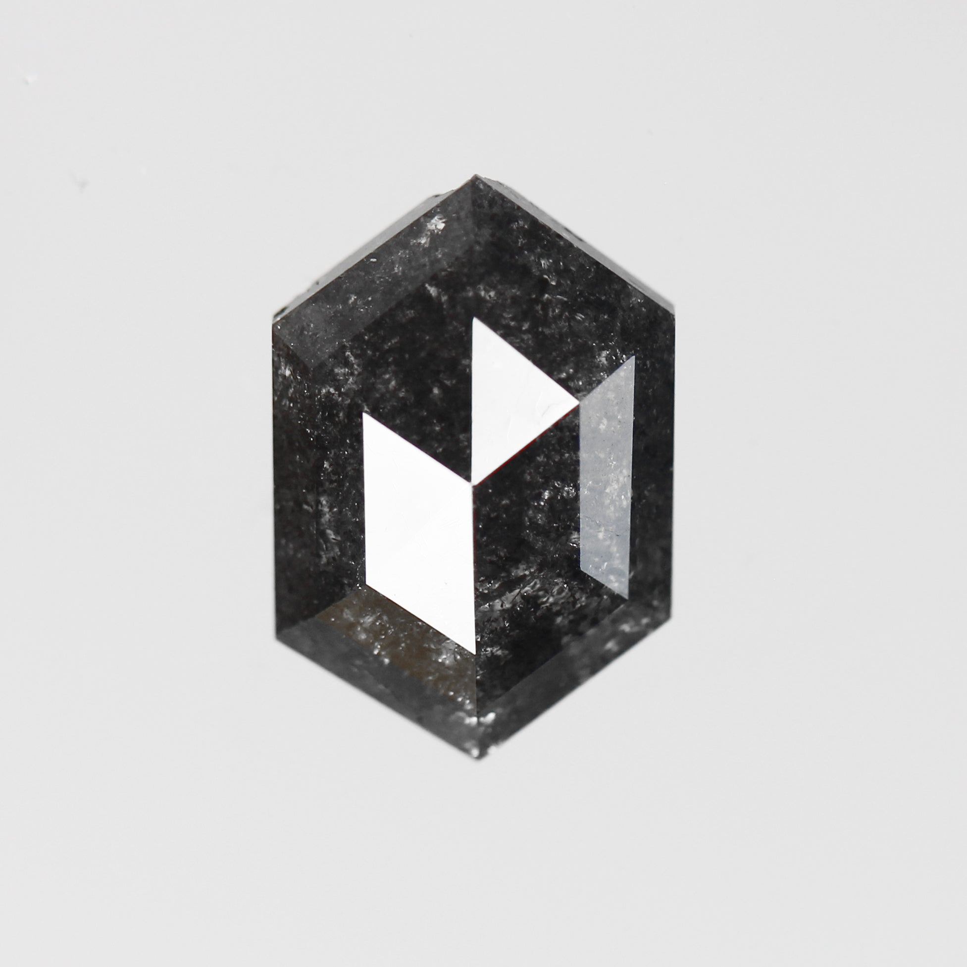 4.02 Carat Hexagon Celestial Diamond for Custom Work - Inventory Code HRB402 - NB - Celestial Diamonds ® by Midwinter Co.