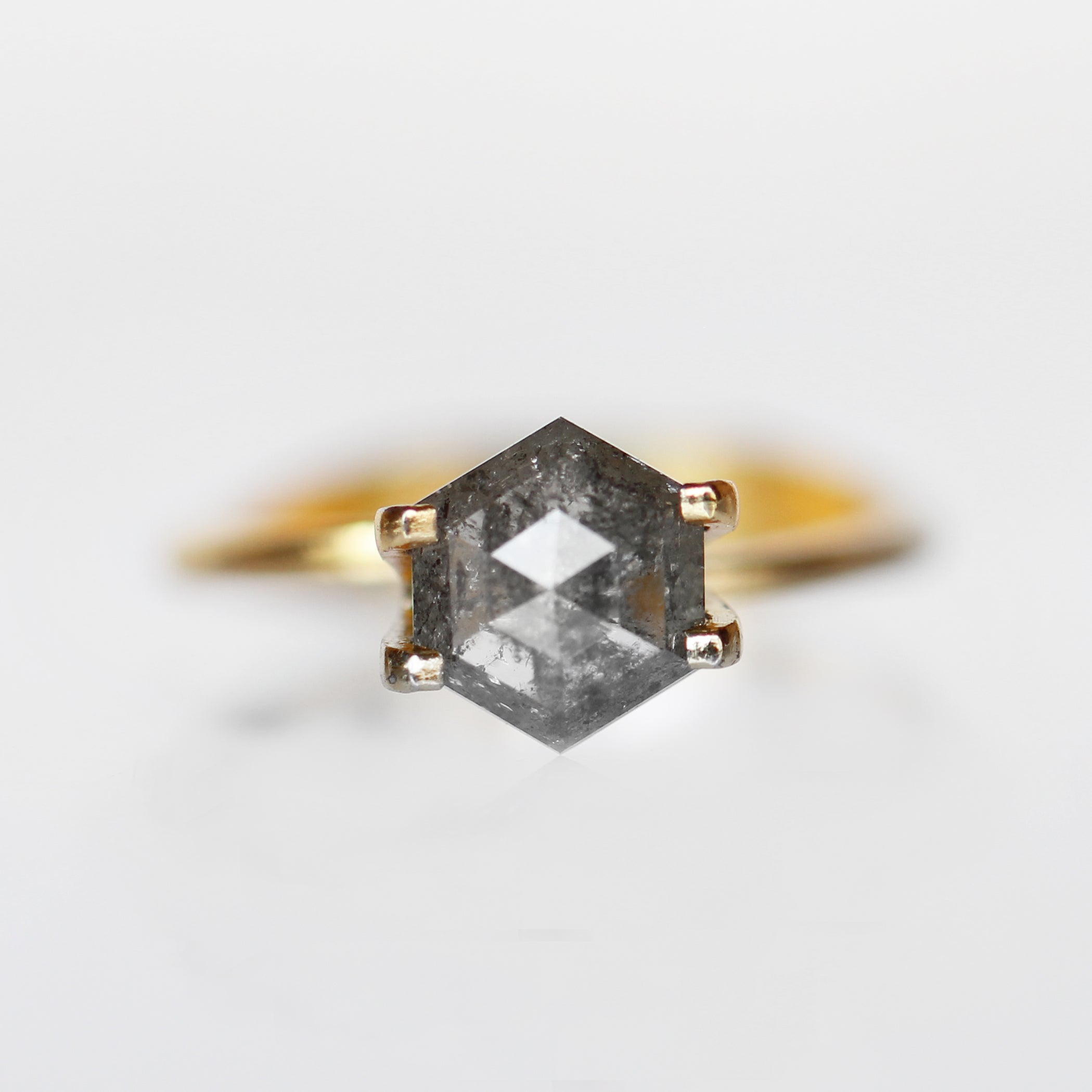 1.61 Carat Hexagon Celestial Diamond- Inventory Code HRG161 - Celestial Diamonds ® by Midwinter Co.