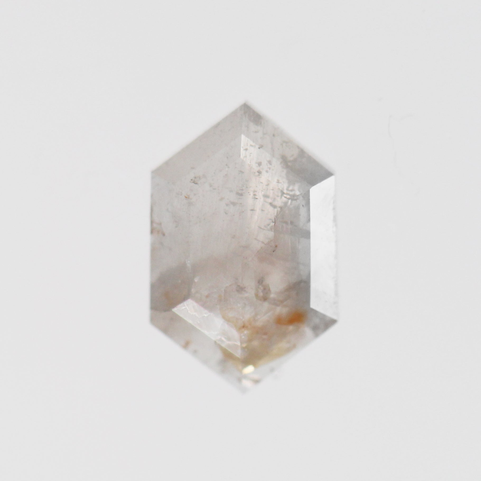 1.14 Carat Hexagon Celestial Diamond for Custom Work- Inventory Code HRW114 - MW - Celestial Diamonds ® by Midwinter Co.