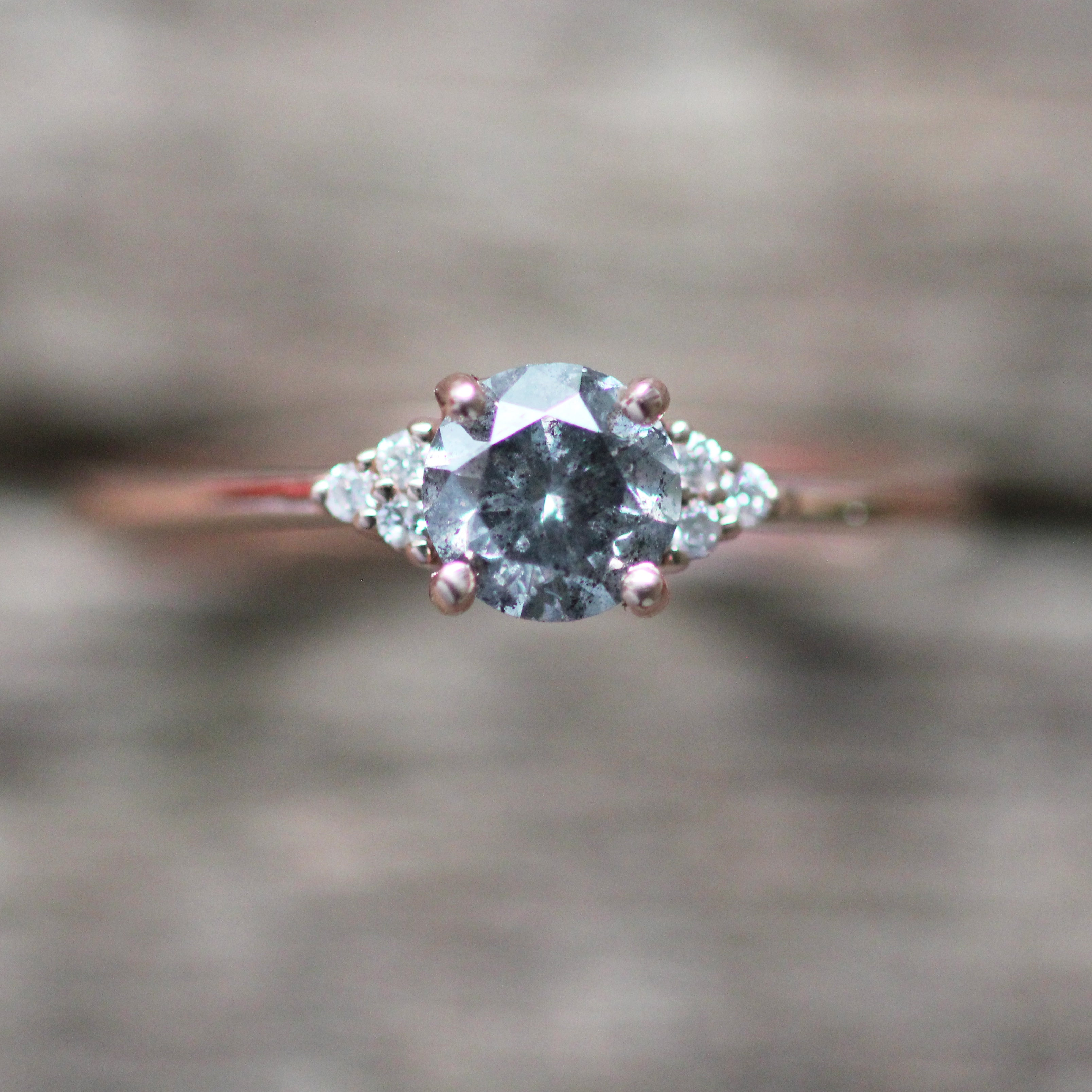 Imogene setting - Midwinter Co. Alternative Bridal Rings and Modern Fine Jewelry