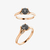 Kennedy setting - Celestial Diamonds ® by Midwinter Co.