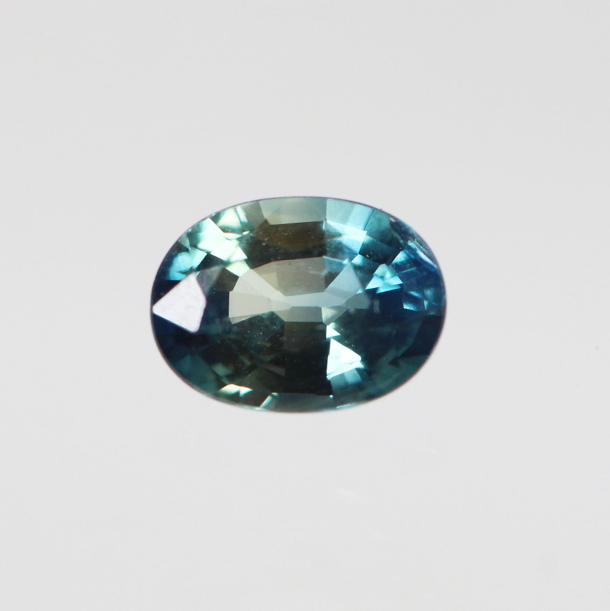1.15 Carat Oval Sapphire for Custom Work - Inventory Code OBSA115 - Celestial Diamonds ® by Midwinter Co.