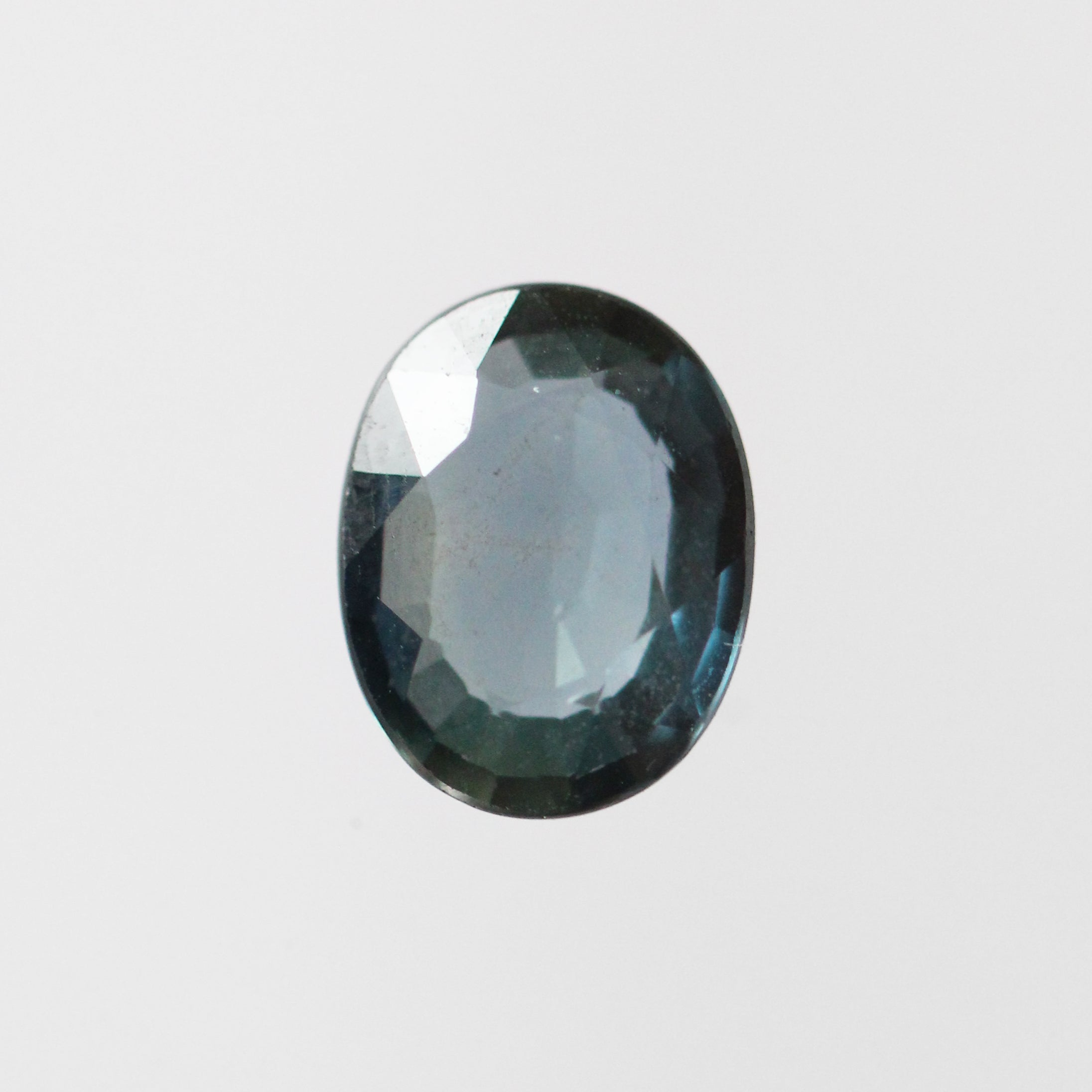 1.44 Carat Oval Sapphire - Inventory Code OBSA144 - Celestial Diamonds ® by Midwinter Co.