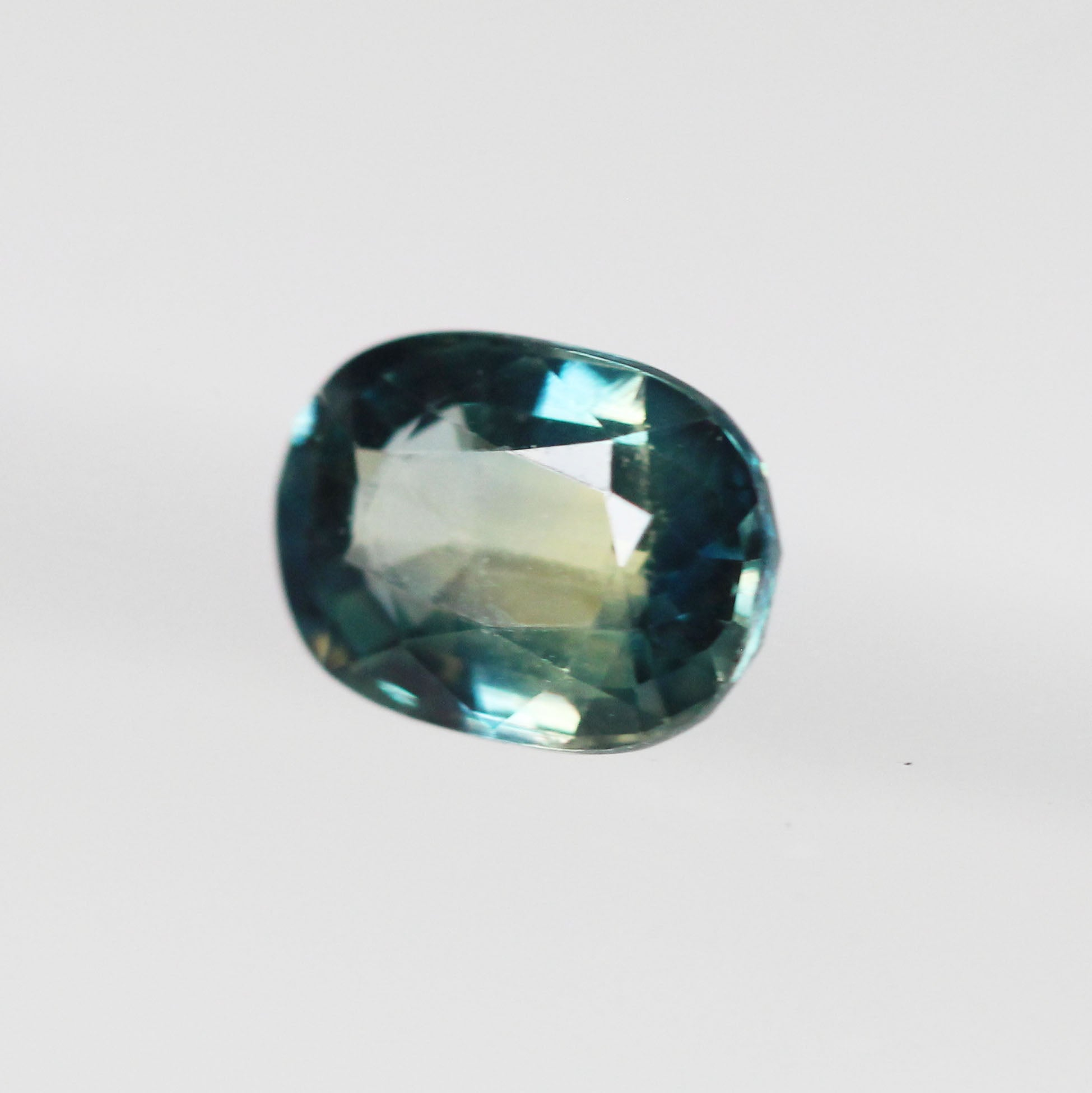 3.28 Carat Oval Sapphire for Custom Work- Inventory Code OBSAP328 - Celestial Diamonds ® by Midwinter Co.