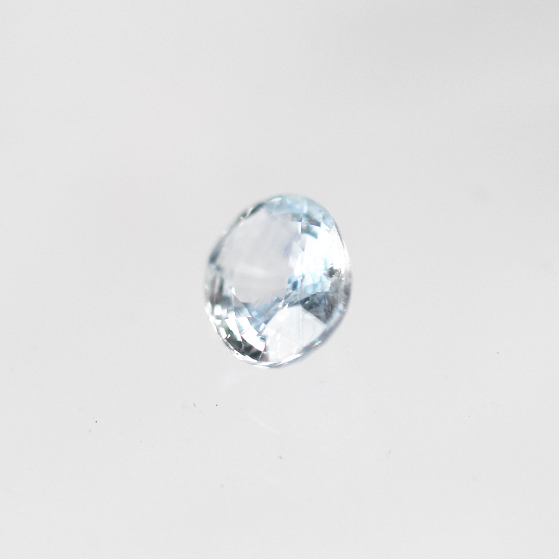 1.42 Carat Oval Sapphire - Inventory Codee OBWS142 - Celestial Diamonds ® by Midwinter Co.
