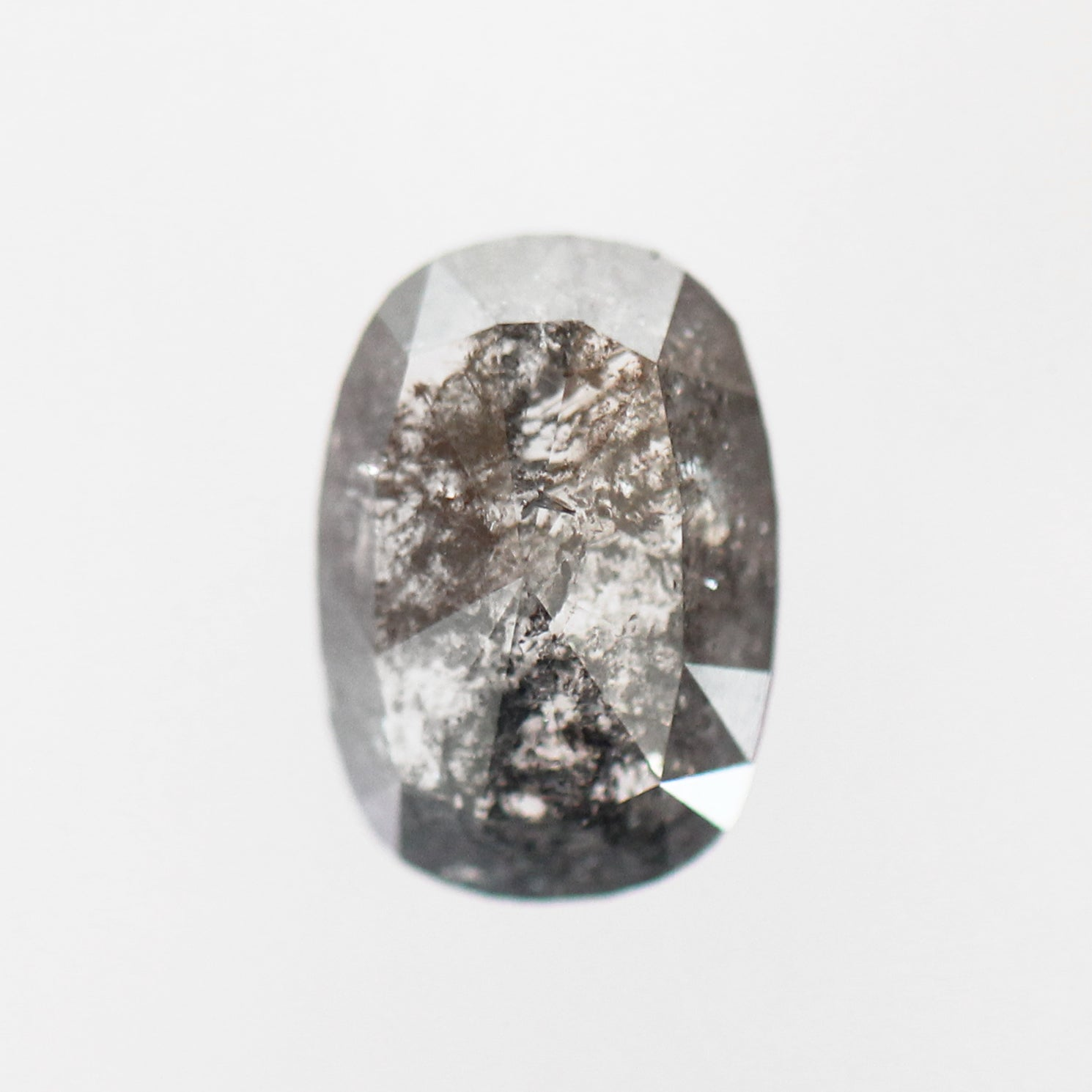 2.29ct Rose Cut Oval Celestial Diamond® for Custom Work - Inventory Code ORD229 - Celestial Diamonds ® by Midwinter Co.