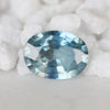 1.9 Carat Oval Sky Blue Oval Sapphire for Custom Work - Inventory Code OS190 - Midwinter Co. Alternative Bridal Rings and Modern Fine Jewelry