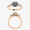 Oleander setting - Celestial Diamonds ® by Midwinter Co.