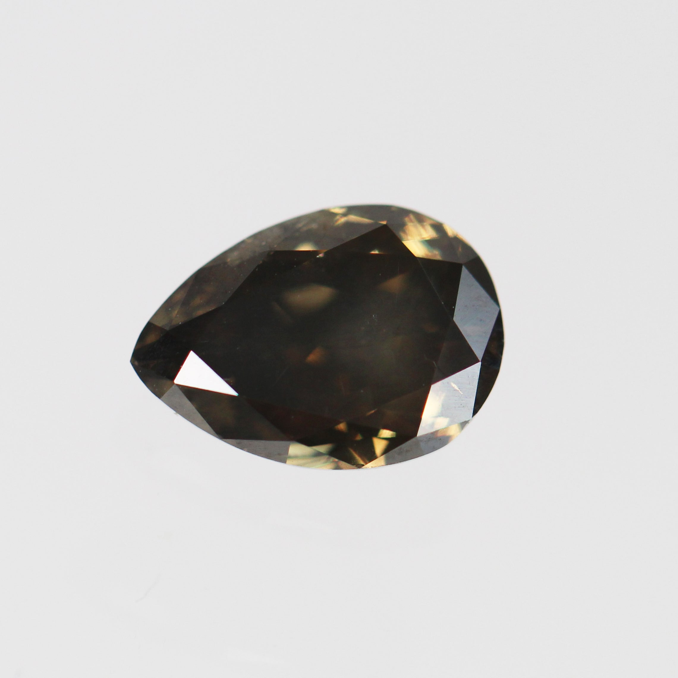 1.84 Carat Pear Celestial Diamond for Custom Work - Inventory Code PBB184 - Celestial Diamonds ® by Midwinter Co.