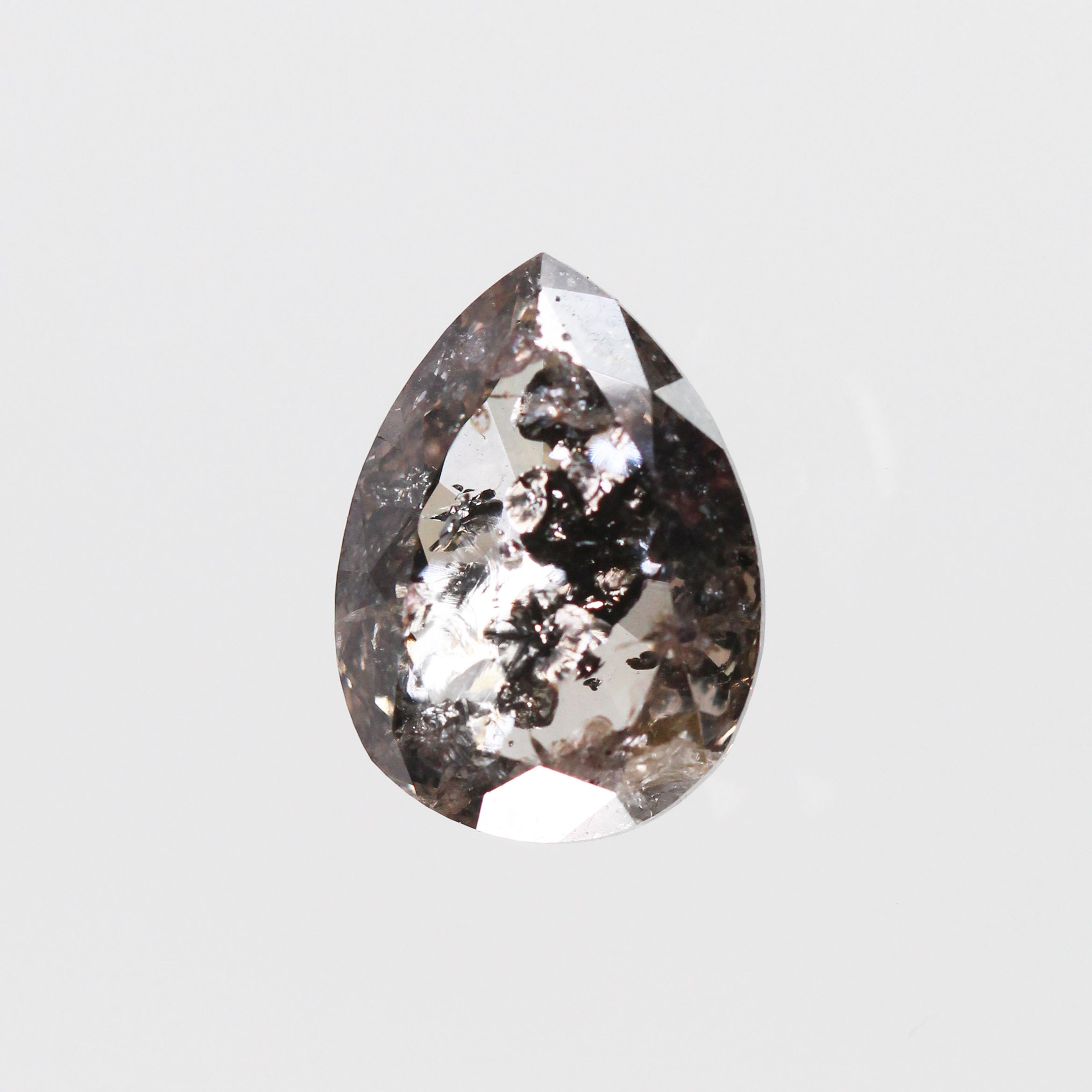 2.18 Carat Pear Celestial Diamond for Custom Work - Inventory Code PBB218 - Celestial Diamonds ® by Midwinter Co.