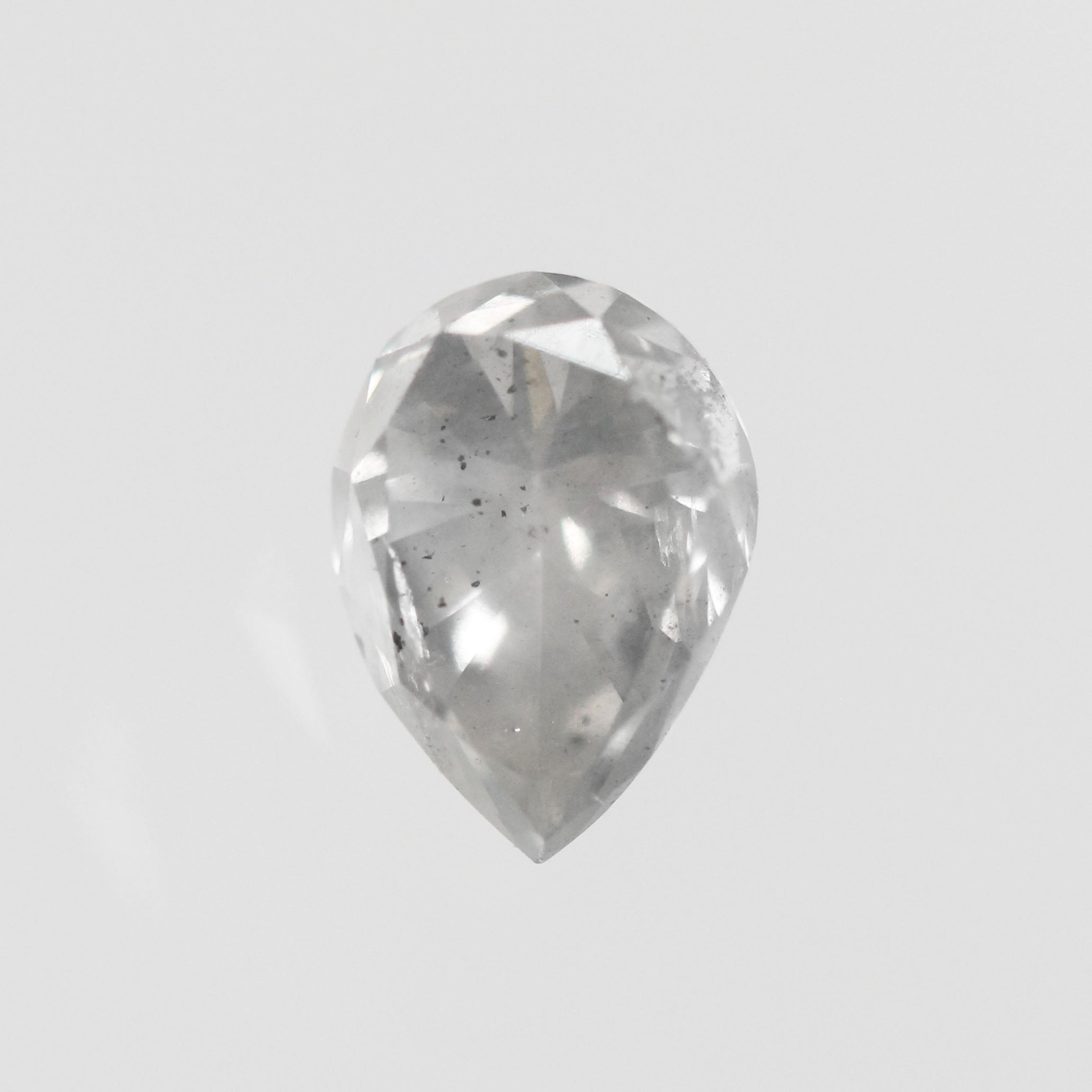 1.02 Carat Pear Celestial Diamond for Custom Work - Inventory Code PBC102 - Celestial Diamonds ® by Midwinter Co.