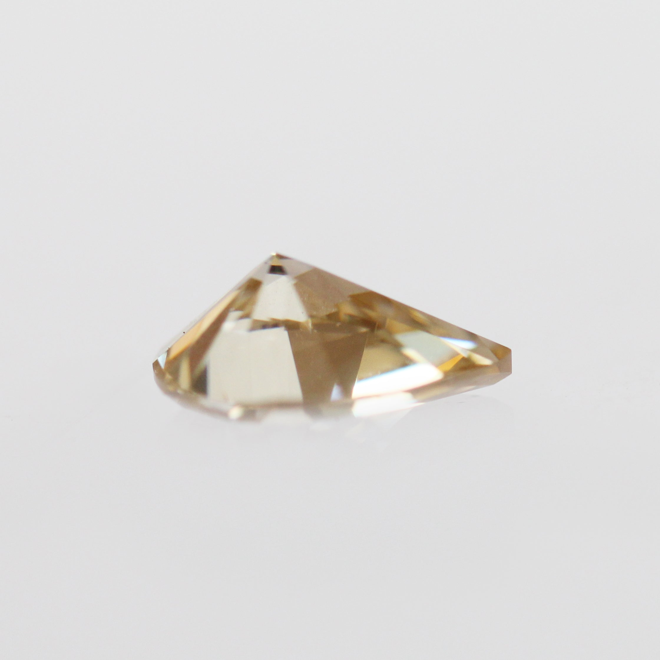 1.75 Carat Pear Moissanite- Inventory Code PBMOI175 - Celestial Diamonds ® by Midwinter Co.