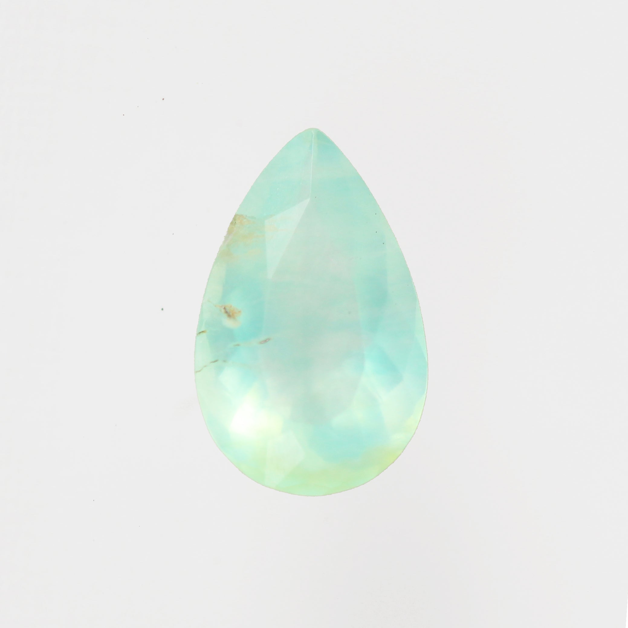 1.81 carat Peruvian Opal for Custom Work - Inventory Code PO181 - Salt & Pepper Celestial Diamond Engagement Rings and Wedding Bands  by Midwinter Co.