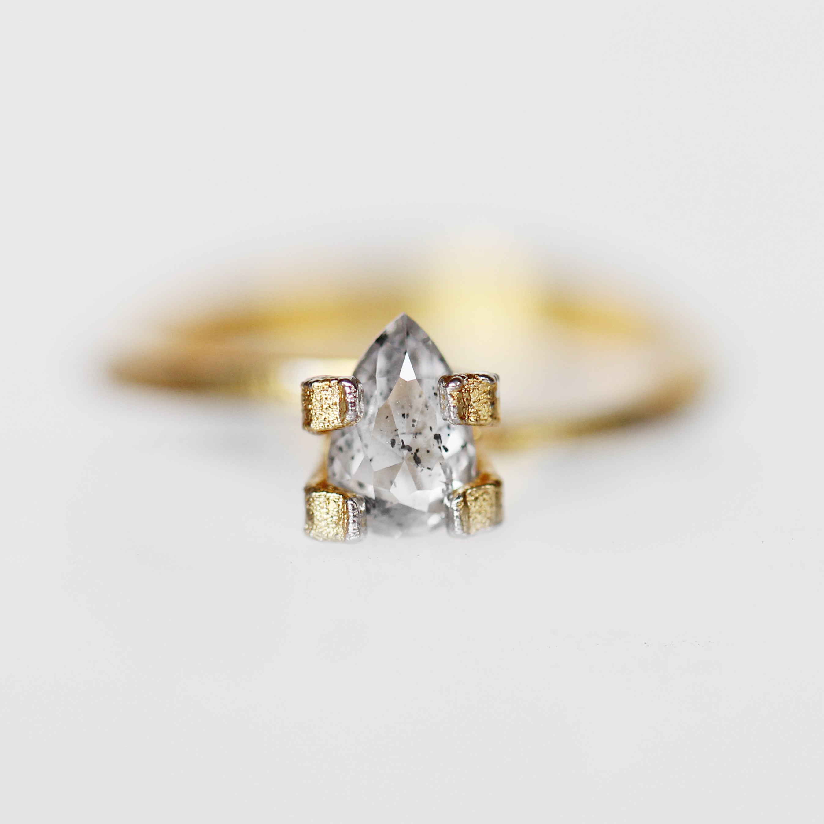 0.51 Carat Pear Diamond - Inventory Code PRC51 - Celestial Diamonds ® by Midwinter Co.