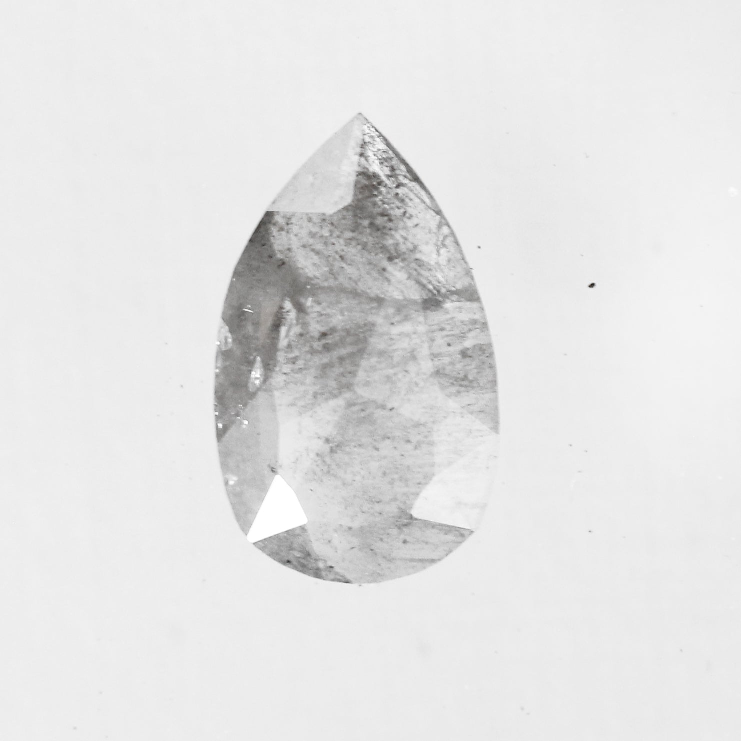 1.23 Carat Pear Celestial Diamond® for Custom Work - Inventory Code PRG123 - Celestial Diamonds ® by Midwinter Co.