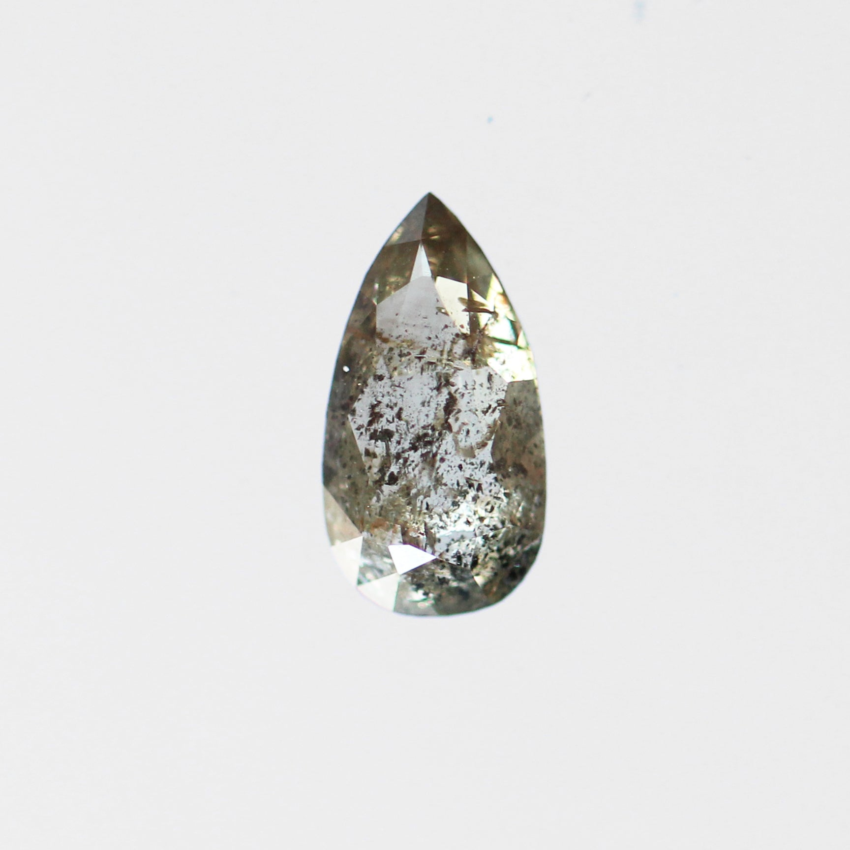 1.15 Carat Pear Celestial Diamond® for Custom Work - Inventory Code PRSK115 - Celestial Diamonds ® by Midwinter Co.