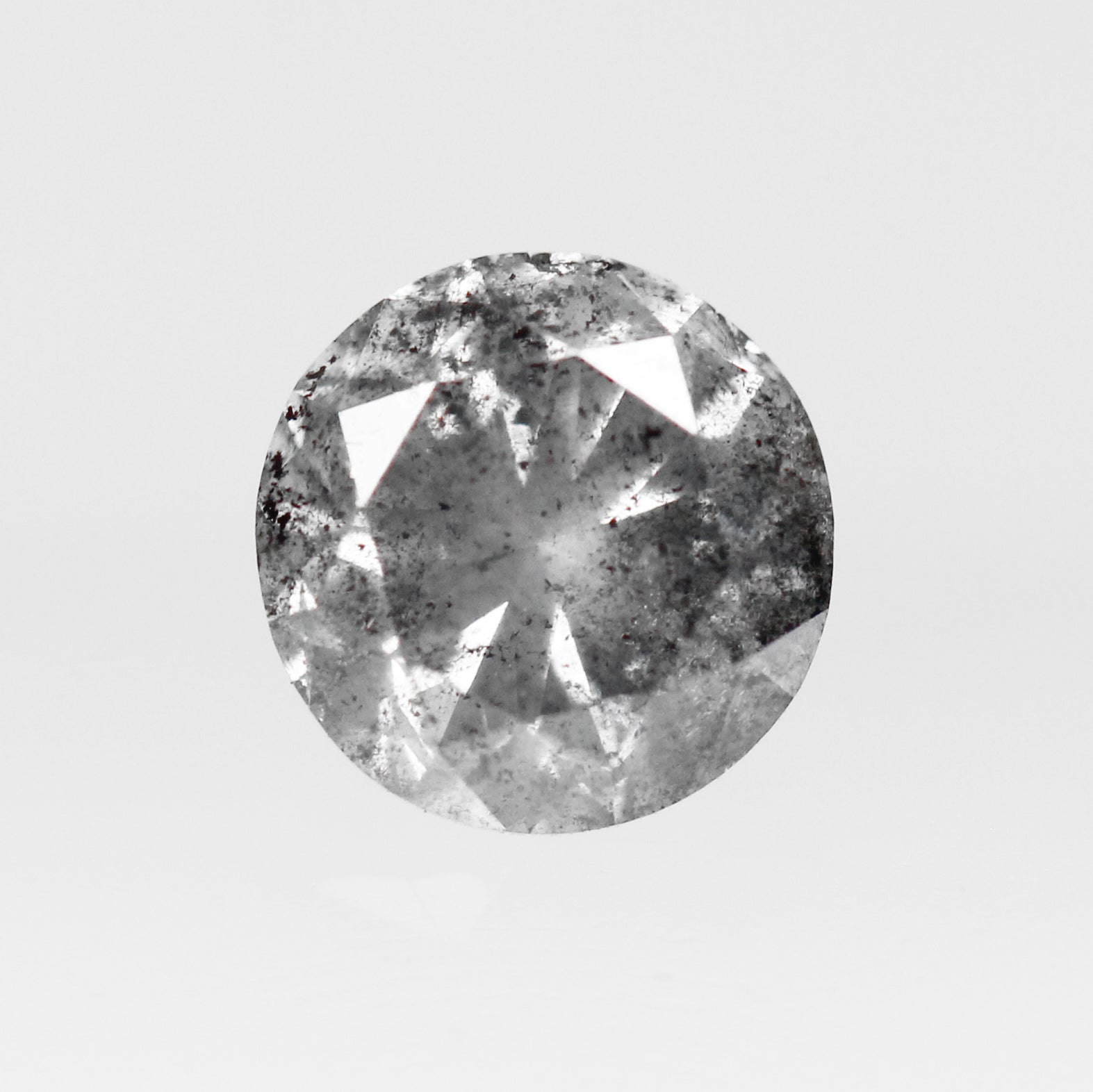 .84 Carat Round Celestial Diamond for Custom Work- Inventory Code RBCG84 - Celestial Diamonds ® by Midwinter Co.