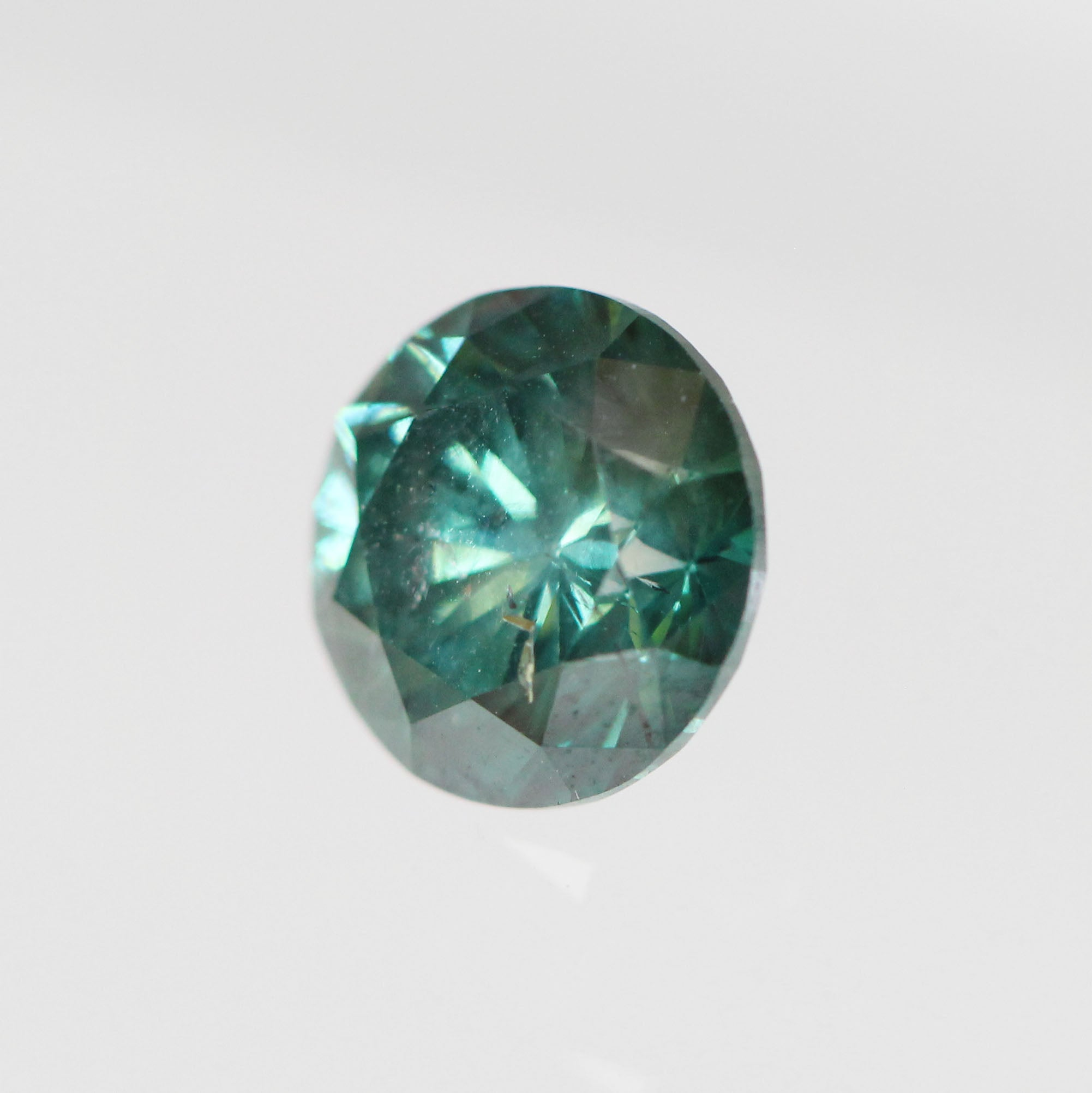 2.44 Carat Round Diamond for Custom Work - Inventory Code RBGR244 - Celestial Diamonds ® by Midwinter Co.