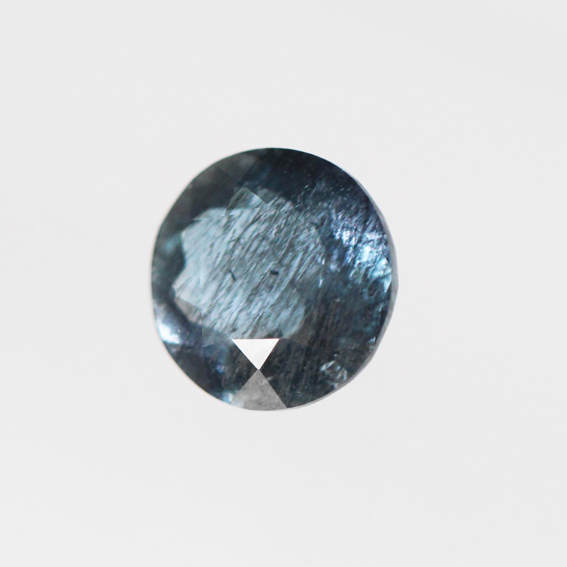 1.22 Carat Moss Aquamarine for Custom Work - Inventory Code RBMA122 - Celestial Diamonds ® by Midwinter Co.