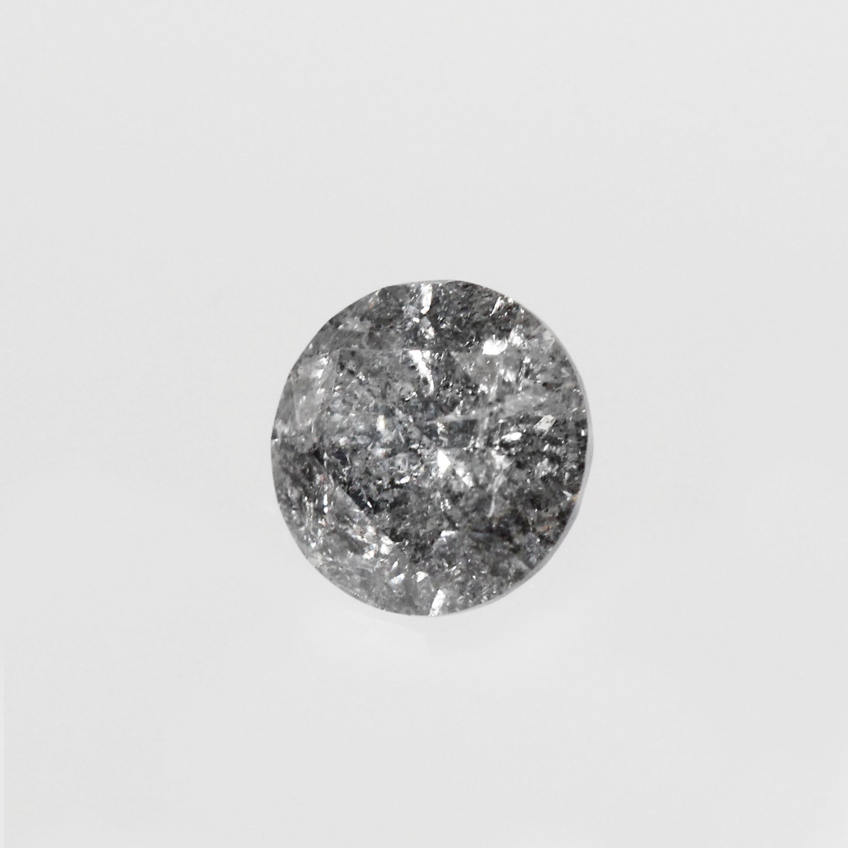 .91 Carat Round Celestial Diamond for Custom Work - Inventory Code RBS91 - Celestial Diamonds ® by Midwinter Co.