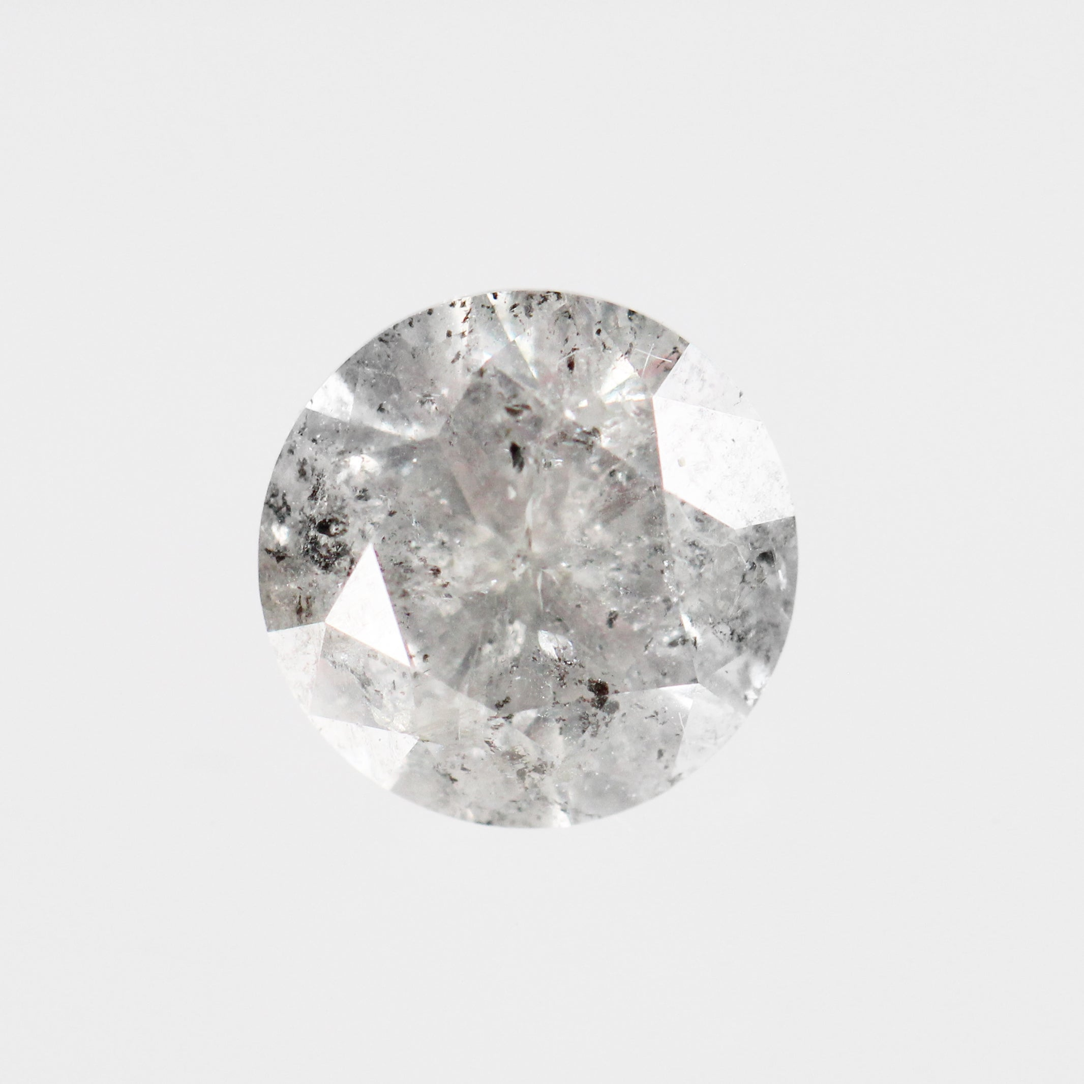 1.51 Carat Round Celestial Diamond for Custom Work - Inventory Code RBWC151 - Celestial Diamonds ® by Midwinter Co.