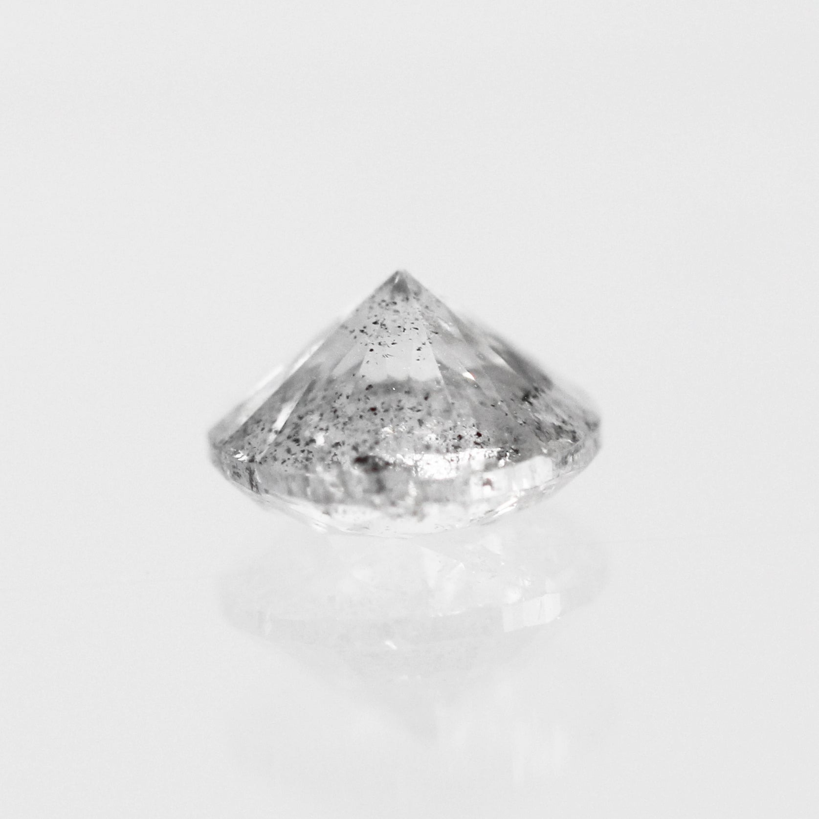 .92 Carat Round Celestial Diamond for Custom Work-Inventory Code RBWC92 - Celestial Diamonds ® by Midwinter Co.
