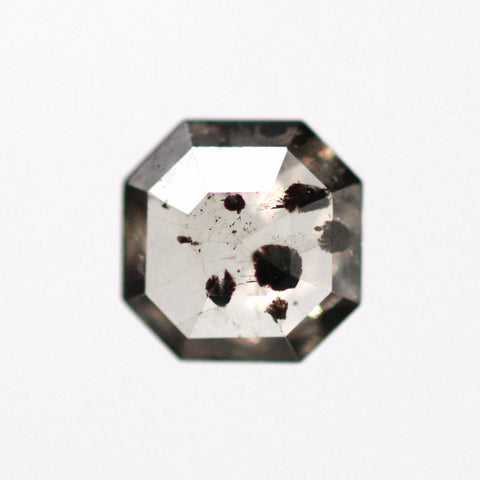 1.16 carat Freckled Octagon Shaped Diamond for Custom Work - Inventory Code RC116