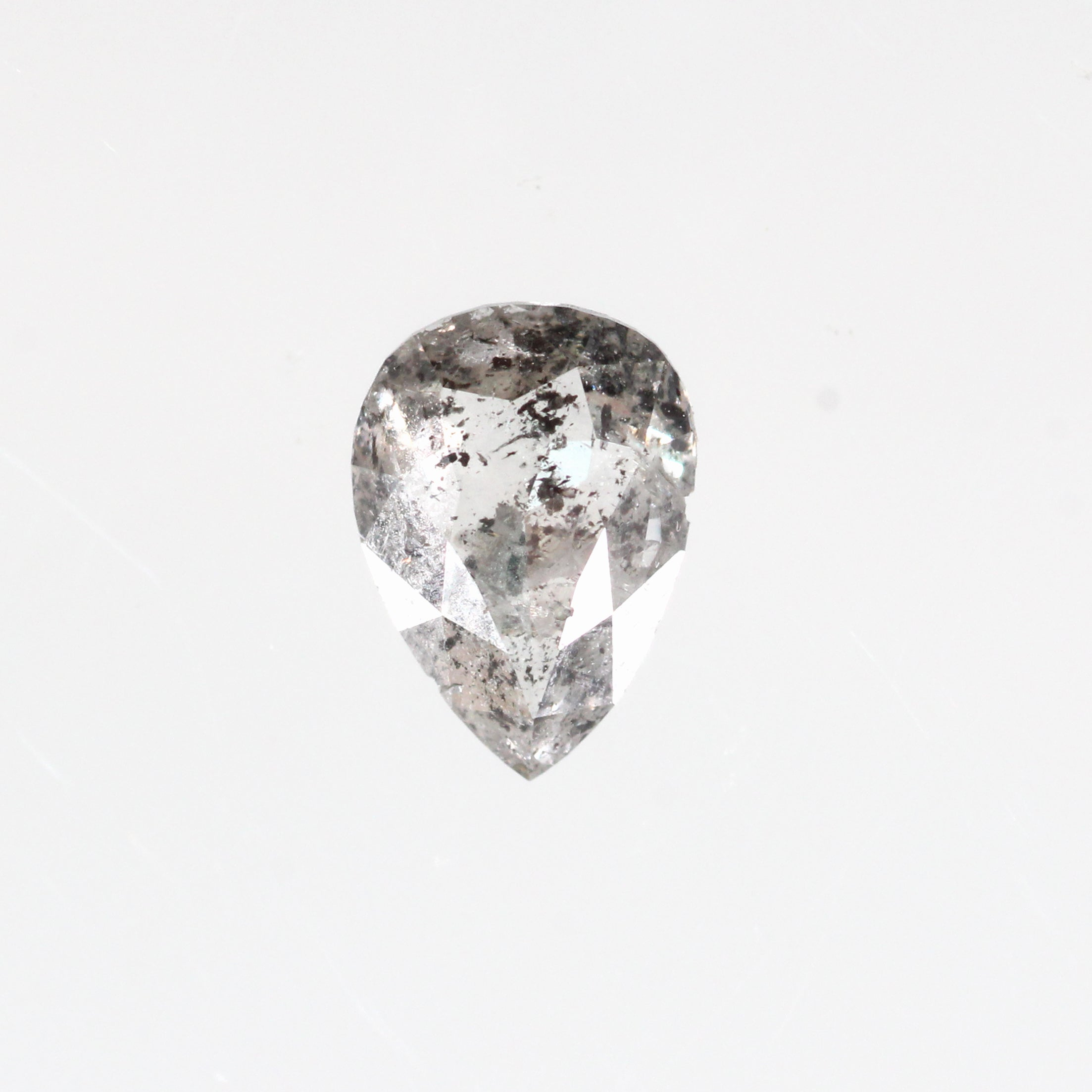 8mm .96 carat Celestial Pear Diamond for Custom Work - Inventory Code RCP96