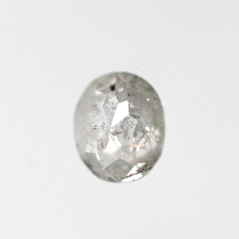 1.08 carat Misty Oval Diamond for Custom Work - Inventory Code RO108