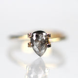 1.13 carat Celestial Pear Diamond for Custom Work - Inventory Code RP113