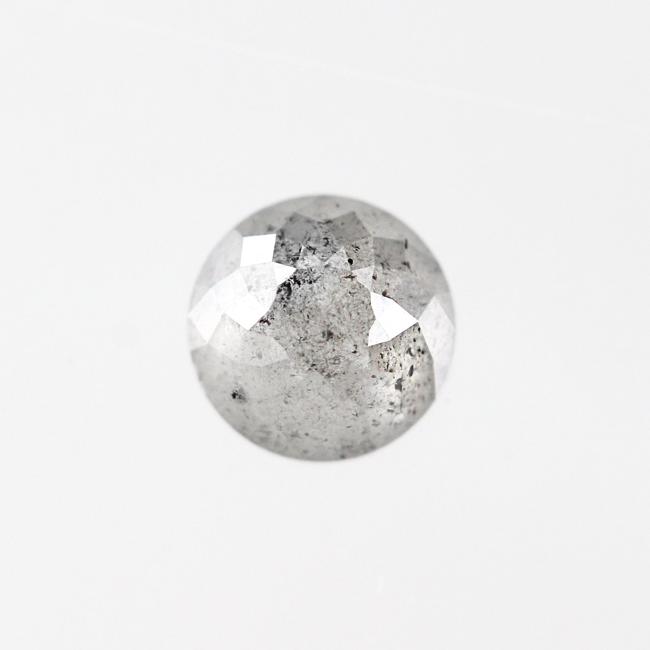 1.08 carat Celestial Rose Cut Round Diamond - Inventory Code RR108