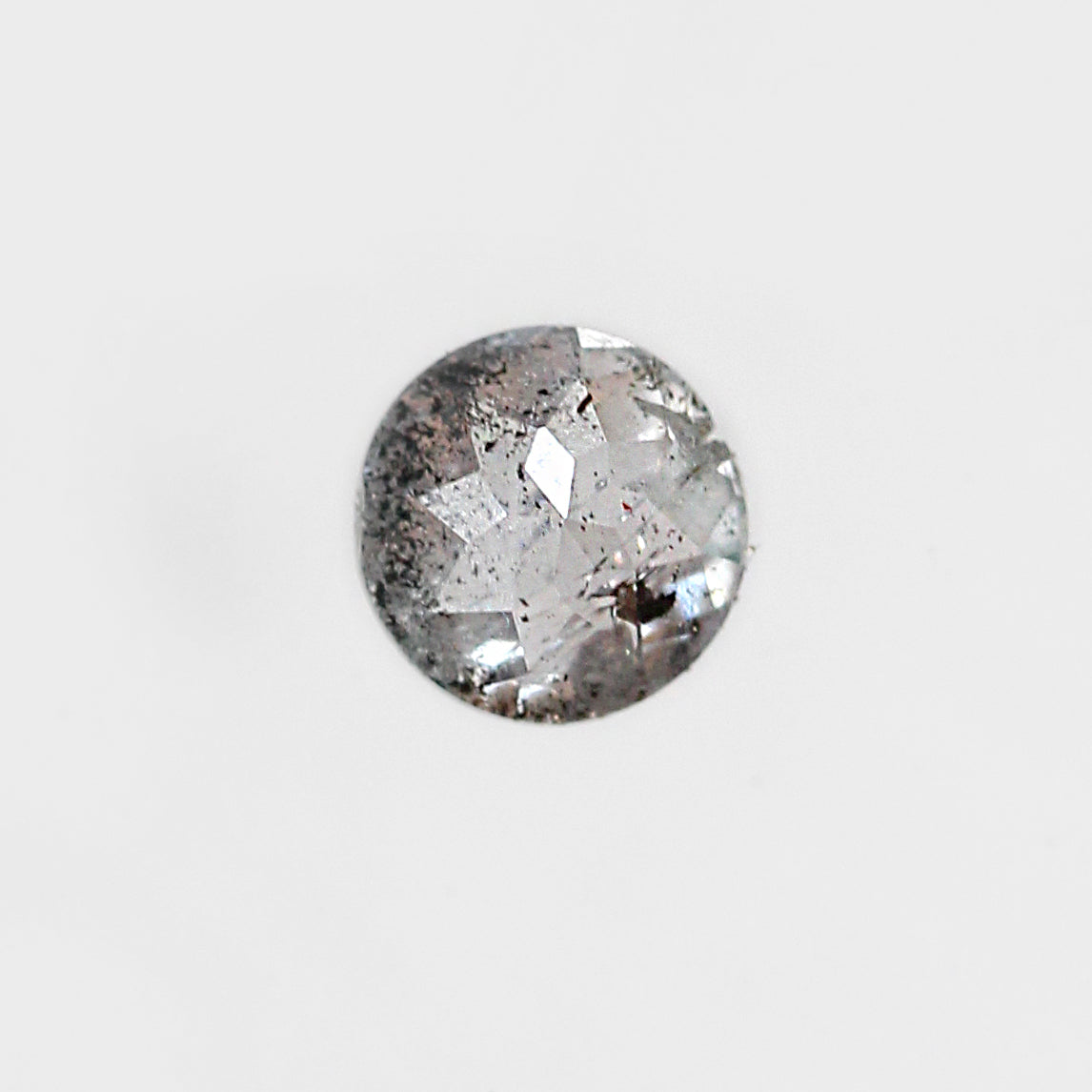 .68ct Rose Cut Round Celestial Diamond for Custom Work - Inventory Code RR68b