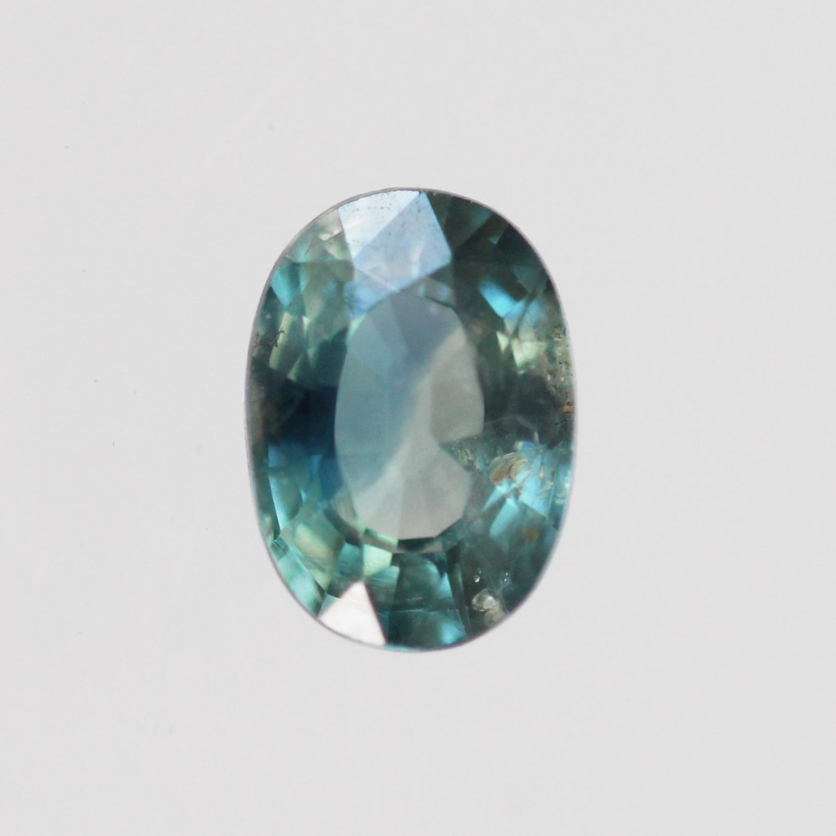 1.09ct Oval Sapphire for Custom Work - Inventory Code S109 - Celestial Diamonds ® by Midwinter Co.