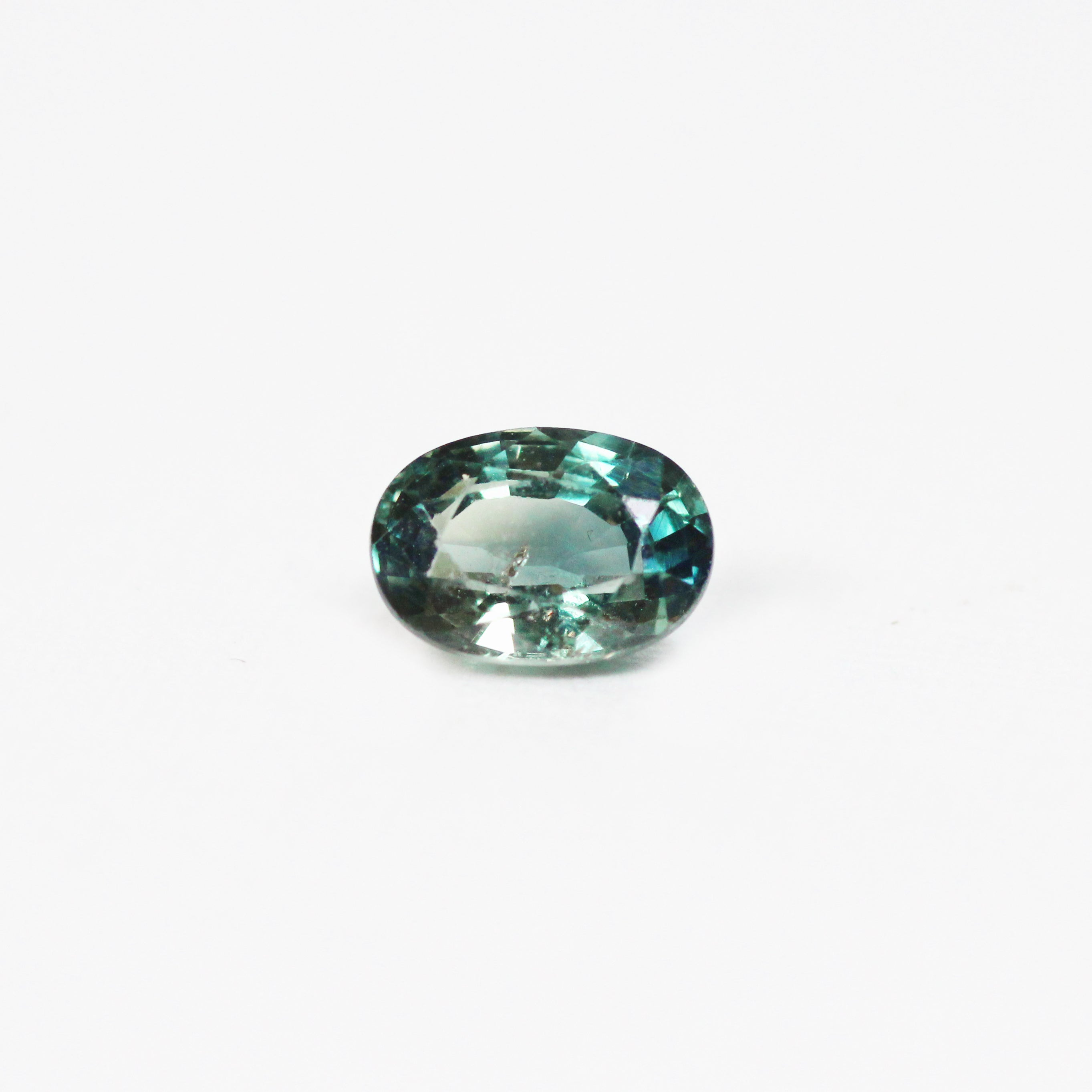 1.24ct Oval Sapphire for Custom Work - Inventory Code S124