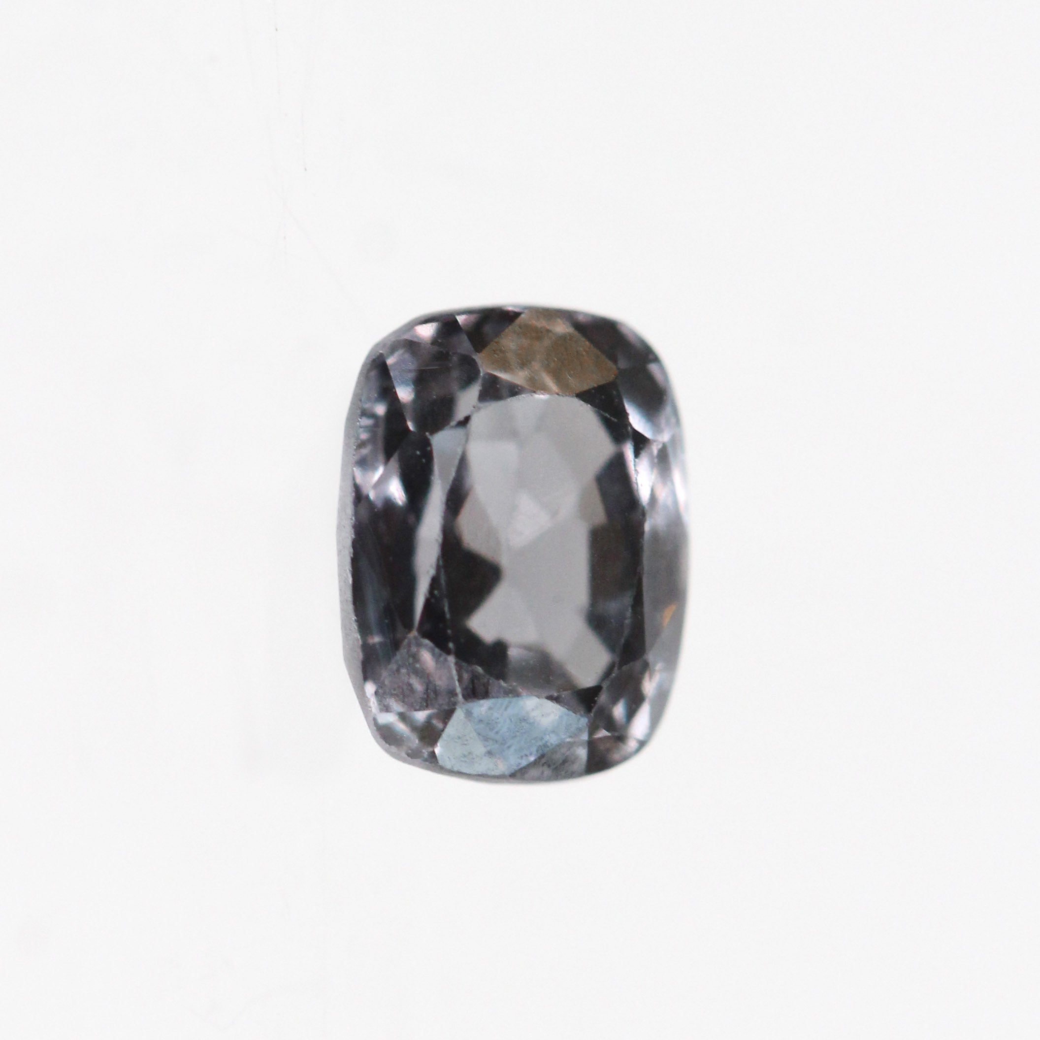 .70ct Cushion Cut Spinel for Custom Work - Inventory Code SP6.4 - Salt & Pepper Celestial Diamond Engagement Rings and Wedding Bands  by Midwinter Co.