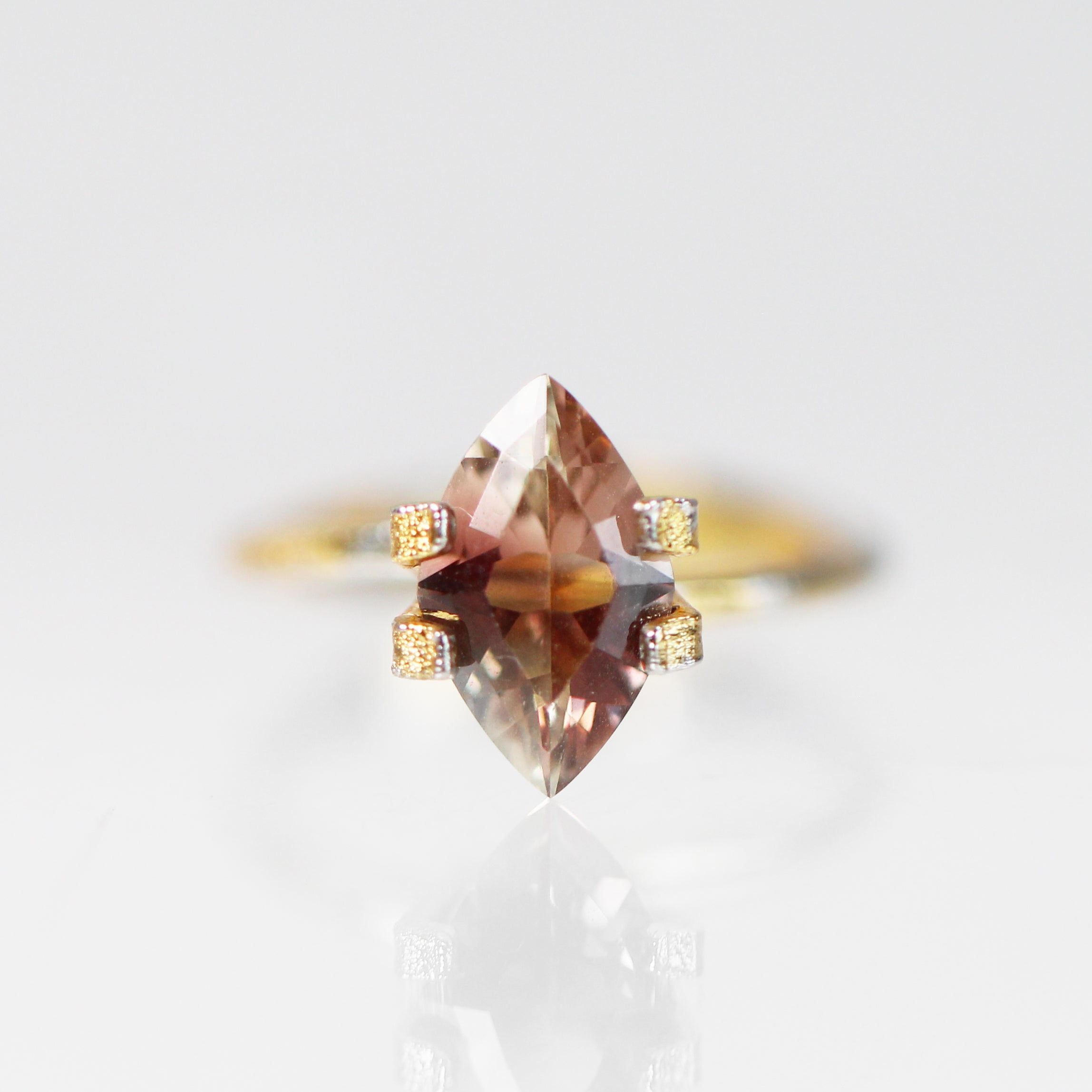 Samantha 1.58 Carat Marquise Sunstone- Inventory Code SUNMB158 - Celestial Diamonds ® by Midwinter Co.