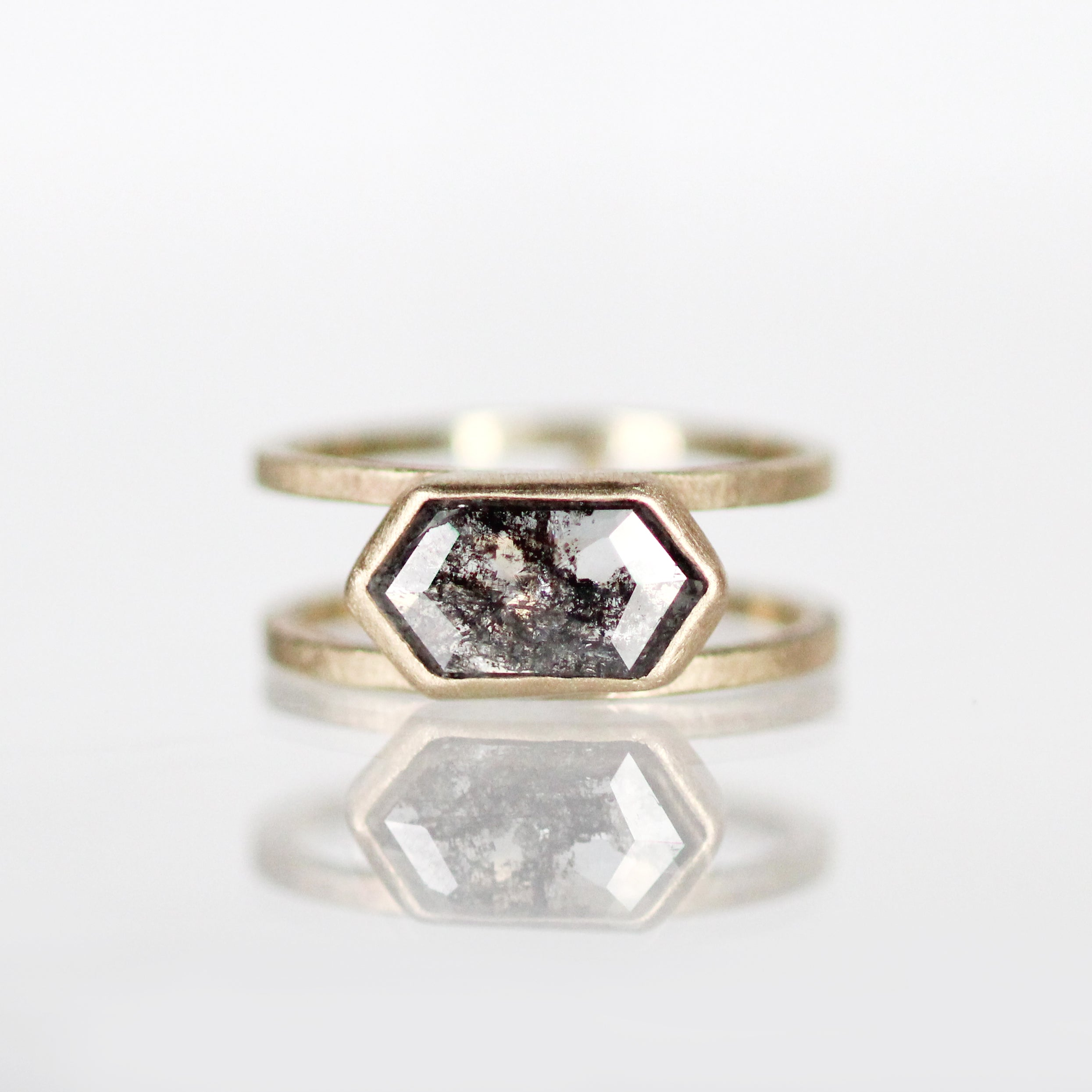 Mae setting - Midwinter Co. Alternative Bridal Rings and Modern Fine Jewelry