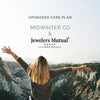 Care Plan Warranty - Jeweler's Mutual - 3 YEAR REPAIR COVERAGE - Salt & Pepper Celestial Diamond Engagement Rings and Wedding Bands  by Midwinter Co.