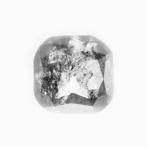 1.45ct Celestial Gray Cushion Cut Diamond - stock inventory code CCR145