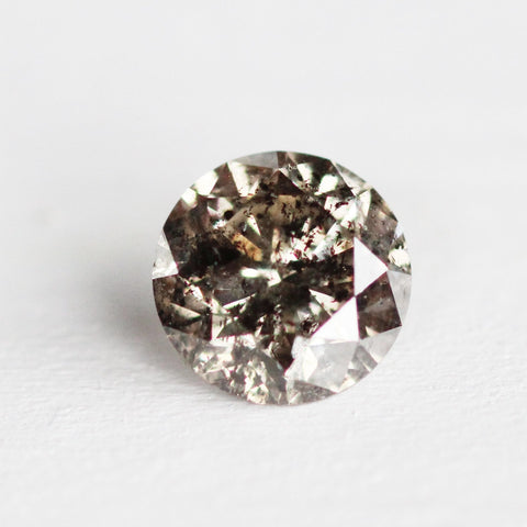 .70 carat 5.7mm Gray Celestial Diamond - Inventory code GBR70