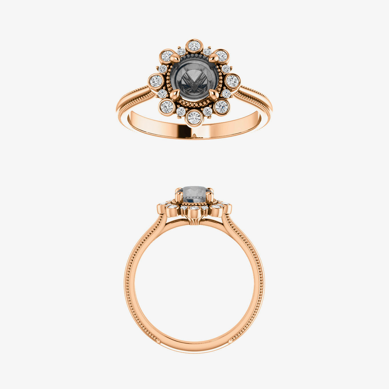 Presley Setting - Midwinter Co. Alternative Bridal Rings and Modern Fine Jewelry