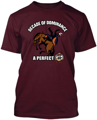 Decade of Dominance T-Shirt