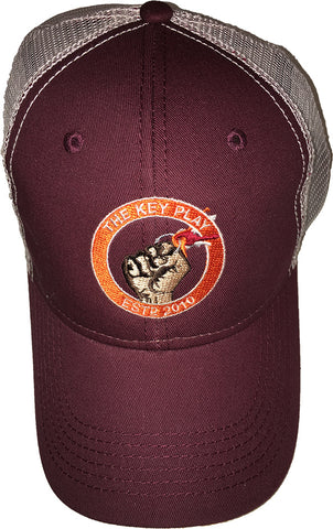 The Key Play Trucker Hat