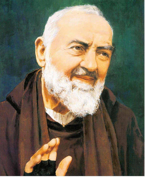 Saint Padre Pio (September 23rd)