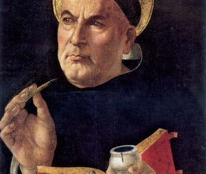 Saint Thomas Aquinas (January 28th)