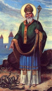 Saint Patrick (March 17th)